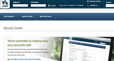 Usaa Contact Us >> San Antonio Web Design Lb Designs
